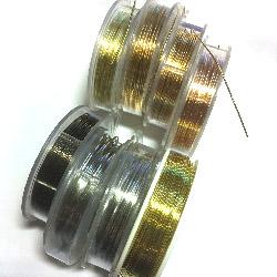 Fyndparti: Artistic Wire och Wrap It öppnade rullar blandade färger