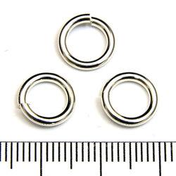 Öppen motring 10 mm 1,6 mm sterling silver