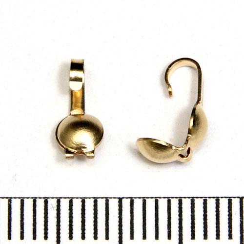 Knutgömma 3,5 mm gold filled