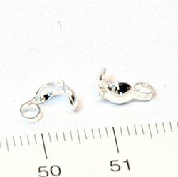 Knutgömma 3,5 mm öppen ögla sterling silver