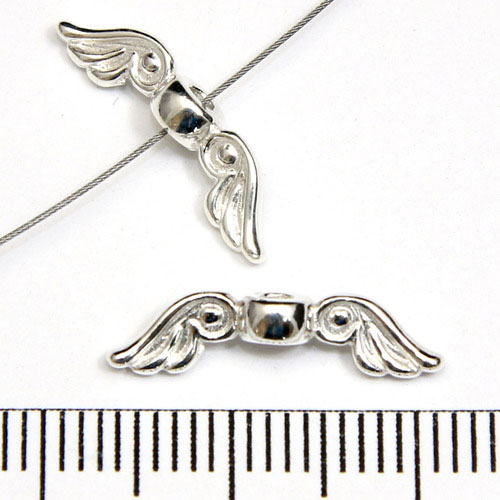 Änglavingar 18 mm sterling silver