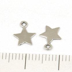 Berlock stjärna sterling silver
