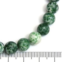 Pärlor i trädagat 8 mm