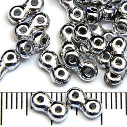 Infinity Beads 4x8 mm Full Labrador