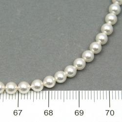 Swarovski Crystal Pearl 4 mm white