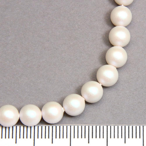 Swarovski Crystal Pearl 6 mm pearlescent white