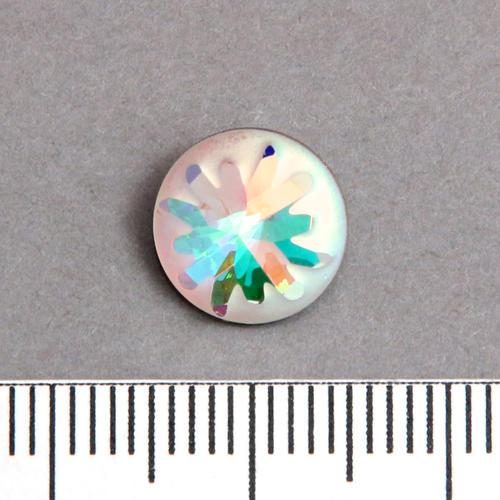 Swarovski Sea Urchin 10 mm crystal AB