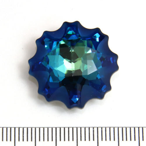 Swarovski Jellyfish 22 mm crystal bermuda blue