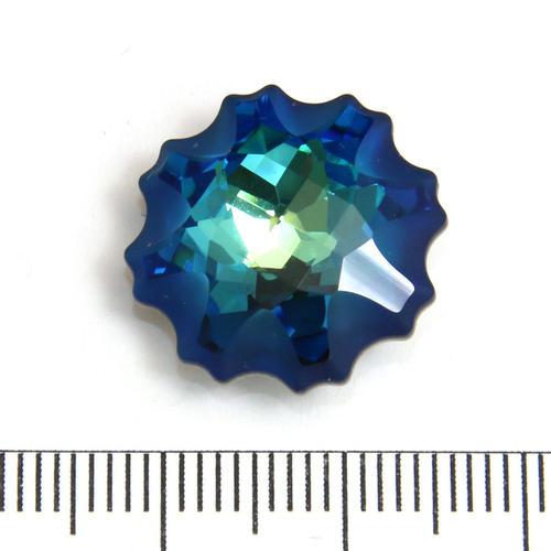 Swarovski Jellyfish 18 mm crystal bermuda blue - Utgående vara