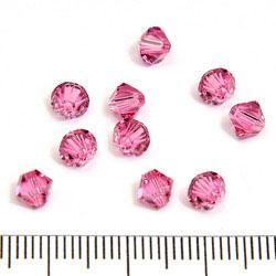 Swarovski Xilion bicone 5 mm rose (rosa)