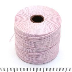 S-lon bead cord blush (rosa)
