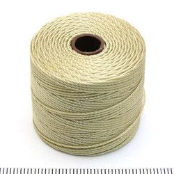 S-lon bead cord light khaki (ljus khaki)