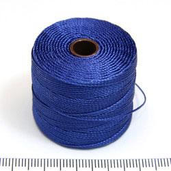 S-lon bead cord capri blue (blå)
