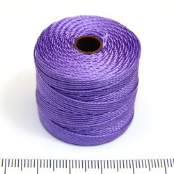 S-lon bead cord violet (violett)