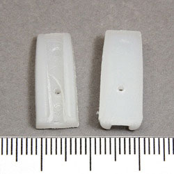 Reservkäftar till nylonkäftad flacktång