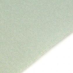Pärlmatta 35 x 28 cm ljusgrön