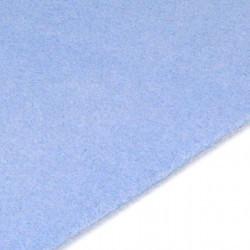 Pärlmatta 35 x 28 cm ljusblå