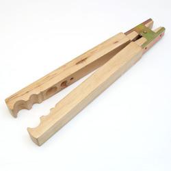 Pärlhållare i trä - skyltexemplar, fyndpris
