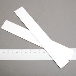 Plastdistanser för kavling 1,5 mm