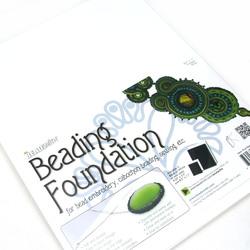 Beadsmith Beading Foundation vit 21,5 x 30 cm