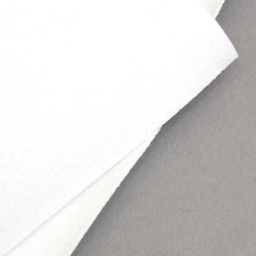 Ultra Suede vit 10,7 x 21,5 cm - Utgående vara