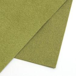 Ultra Suede olivgrön (fern) 10,7 x 21,5 cm