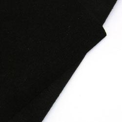 Ultra Suede svart 10,7 x 21,5 cm